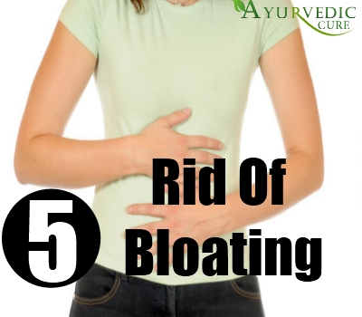 5 Ways To Get Rid Of Bloating