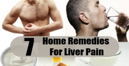 7 Home Remedies For Liver Pain