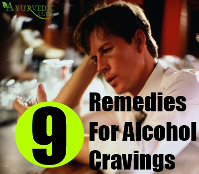 9 Remedies For Alcohol Cravings