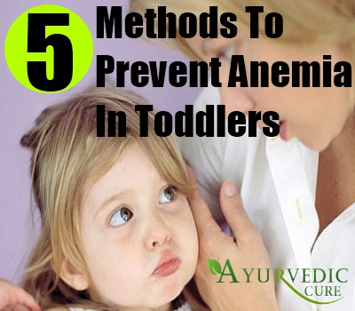 Anemia In Toddlers