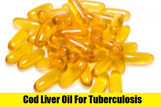 Cod Liver Oil For Tuberculosis