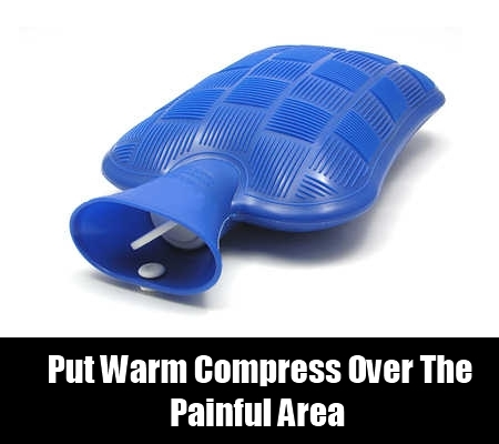Cold And Warm Compresses