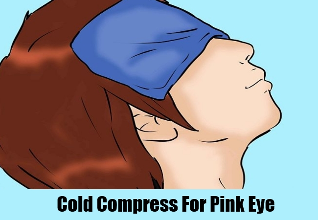 Cold Compress For Pink Eye