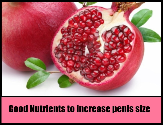 Vitamins To Enlarge Penis 4