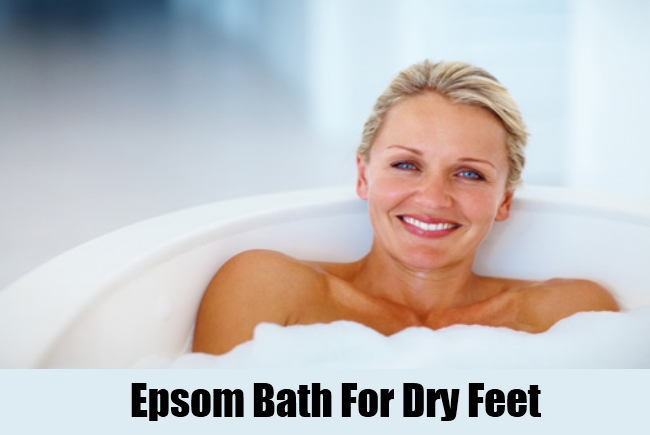 Epsom Bath For Dry Feet