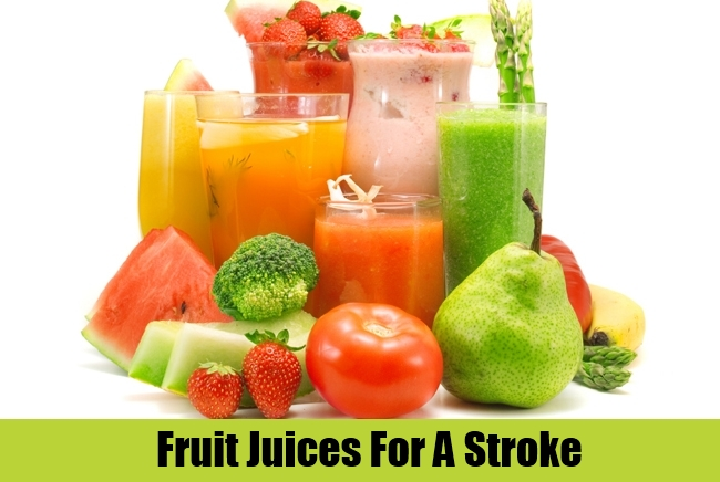Fruit Juices For A Stroke