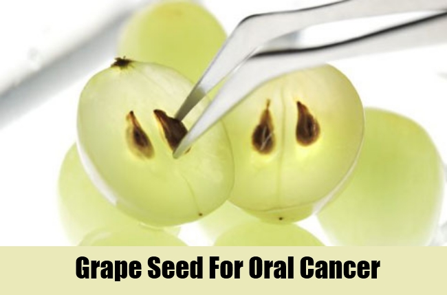 Grape Seed For Oral Cancer