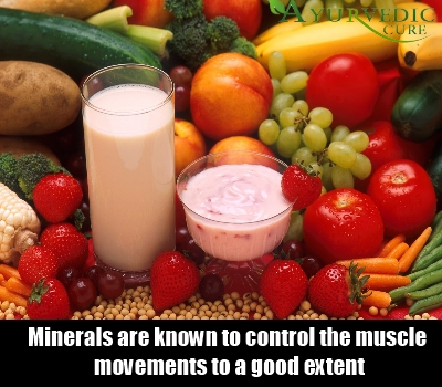 Have Minerals in the Daily Diet