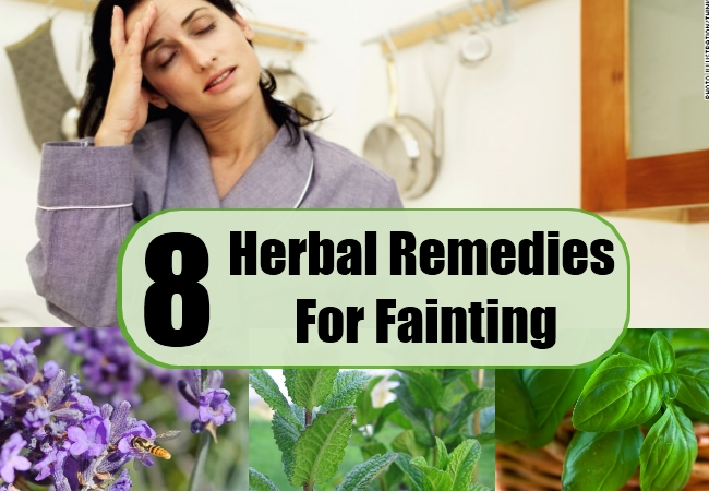 Herbal Remedies For Fainting