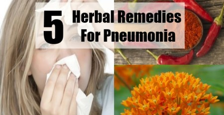 Herbal Remedies For Pneumonia