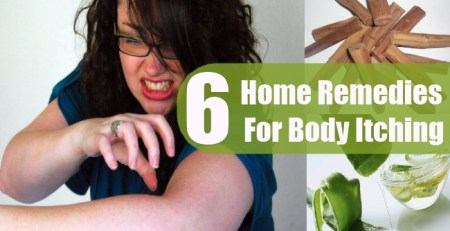 Home Remedies For Body Itching
