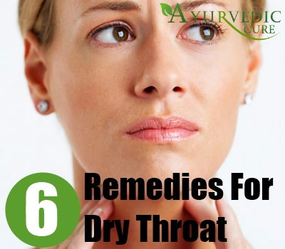 Home Remedies For Dry Throat
