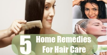 Home Remedies For Hair Care