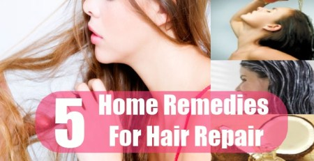 Home Remedies For Hair Repair