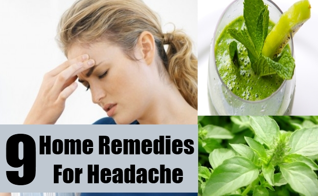 home remedies for migraine 9 headache home remedies treatments and cures 30493