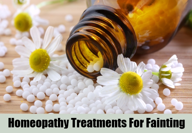 Homeopathy Treatments For Fainting
