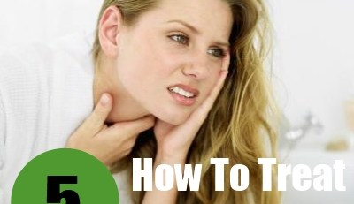 How To Treat Tonsillitis