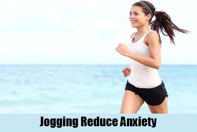 Jogging Reduce Anxiety
