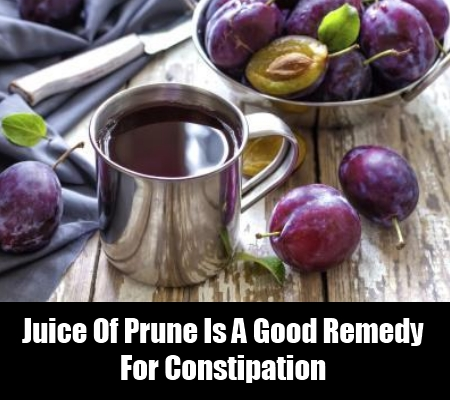 Juice Of Prune