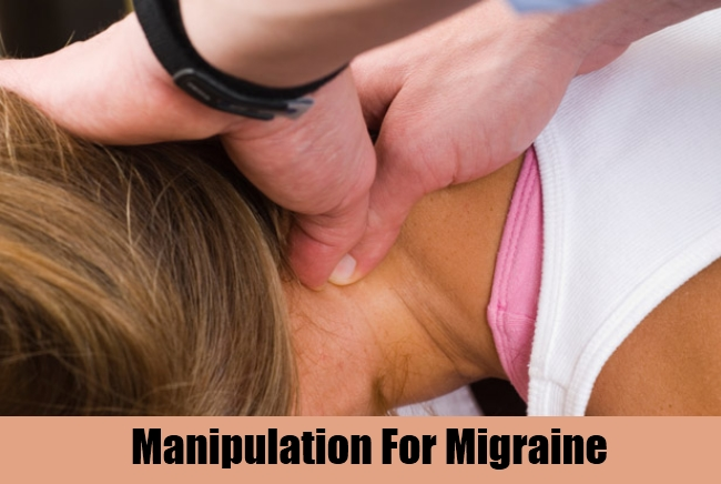 Manipulation For Migraine