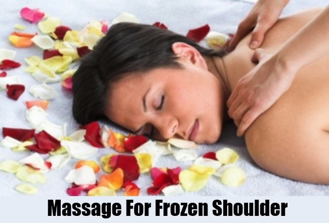 Massage For Frozen Shoulder