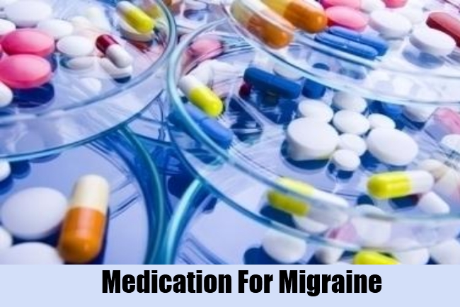 Medication For Migraine