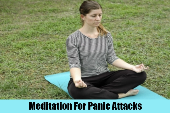 Meditation For Panic Attacks