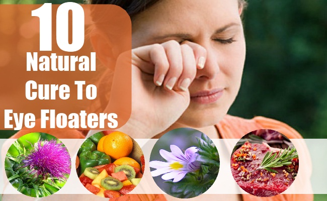 9 Easy And Effective Treatments For Eye Floaters Search Herbal Home