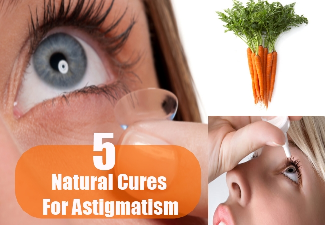 Natural Cures For Astigmatism