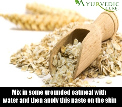 Oatmeal Powder Paste