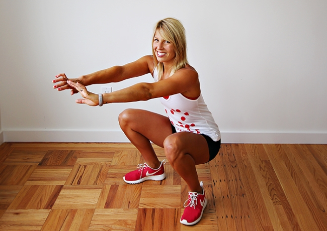 Squats For Knee Injury