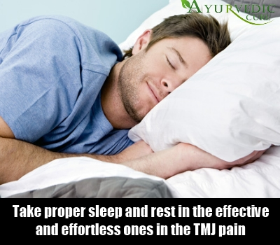 Take Proper Rest And Sleep