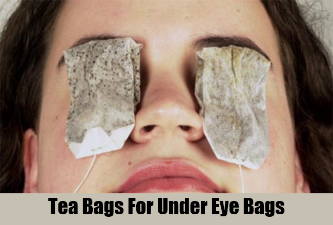 Tea Bags For Under Eye Bags