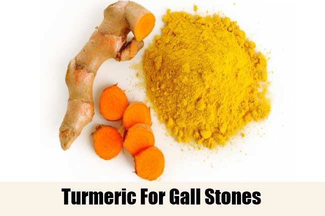 Turmeric For Gall Stones