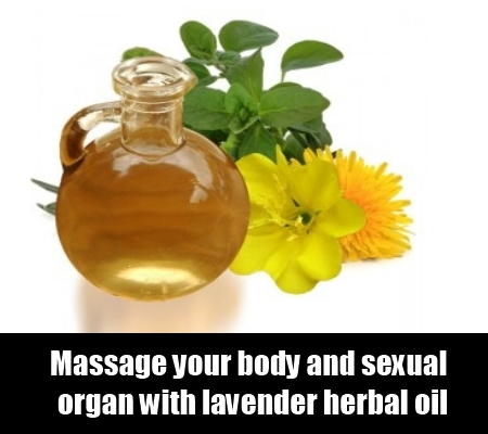 Use Herbal Oils