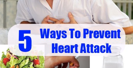 Ways To Prevent Heart Attack