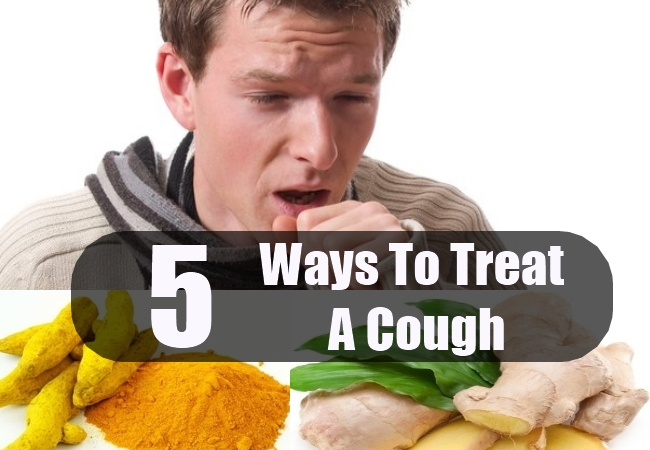 Ways To Treat A Cough