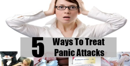 Ways To Treat Panic Attacks