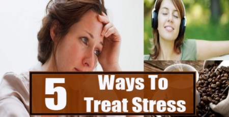Ways To Treat Stress