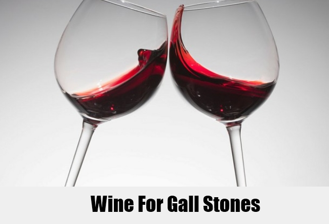 Wine For Gall Stones