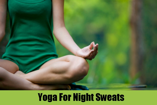 Yoga For Night Sweats