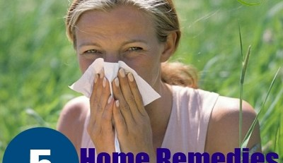 5 Home Remedies For Hay Fever