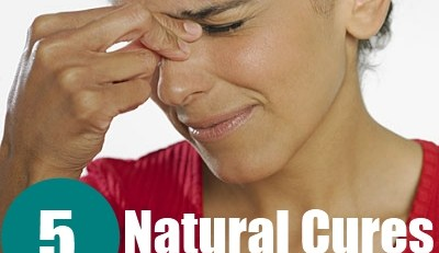 5 Natural Cure For Sinus Headache