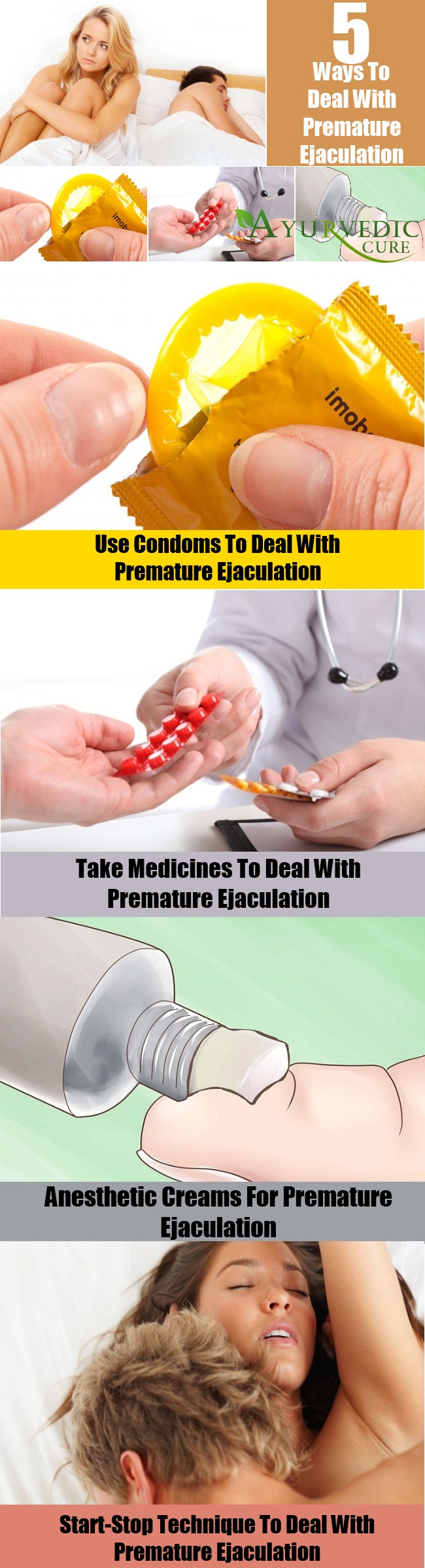 Deal With Premature Ejaculation