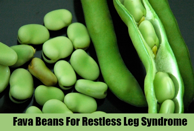 Fava Beans For Restless Leg Syndrome
