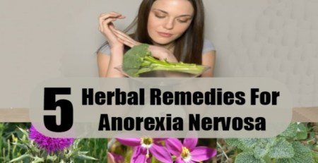 Herbal Remedies For Anorexia Nervosa