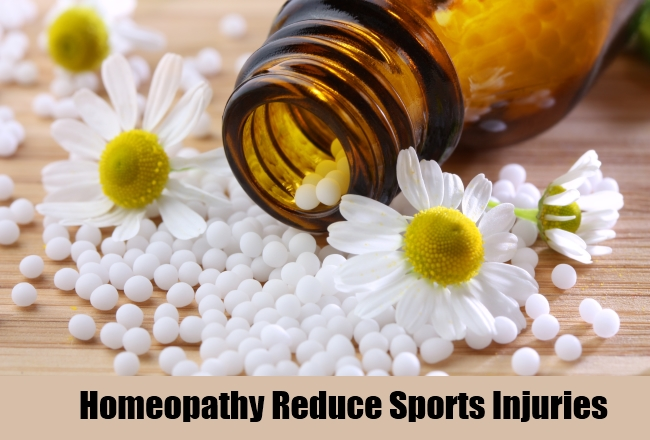 Homeopathy Reduce Sports Injuries