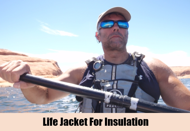 Life Jacket For Insulation