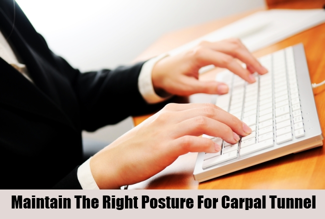 Natural Ways To Cure Carpal Tunnel