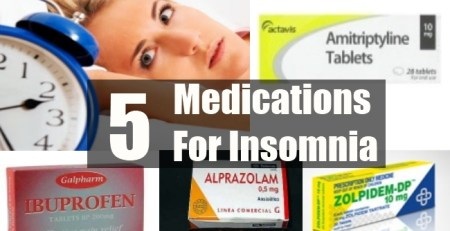 Medications For Insomnia